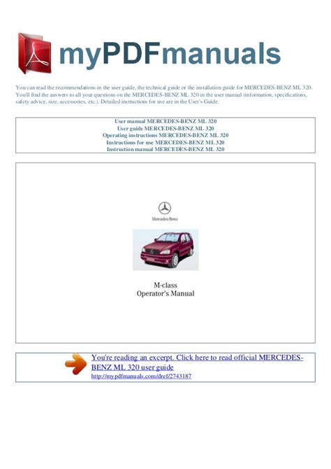 how to download repair manuals 2008 mercedes benz gl class lane departure warning mercedes benz ml320 user manual uploadcredit