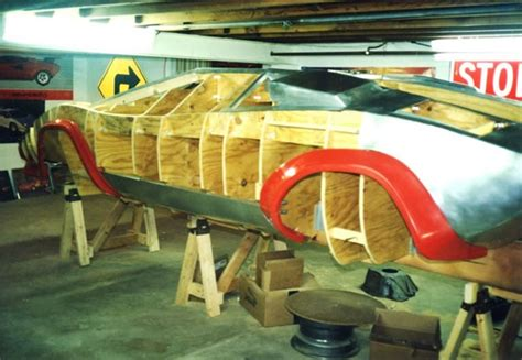 Who Builds Lamborghini Builds Lamborghini Countach In Basement