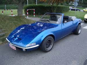 Gt Opel For Sale Opel Gt Convertible