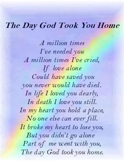 you took the last home the poems of brian bilston books the day god took you home poem quotes