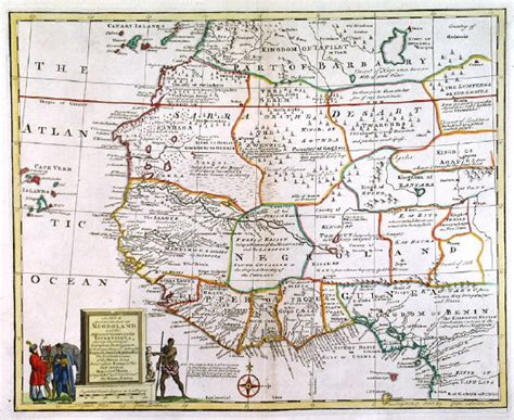 africa map 1747 map of negroland kingdom judah pictures to pin on