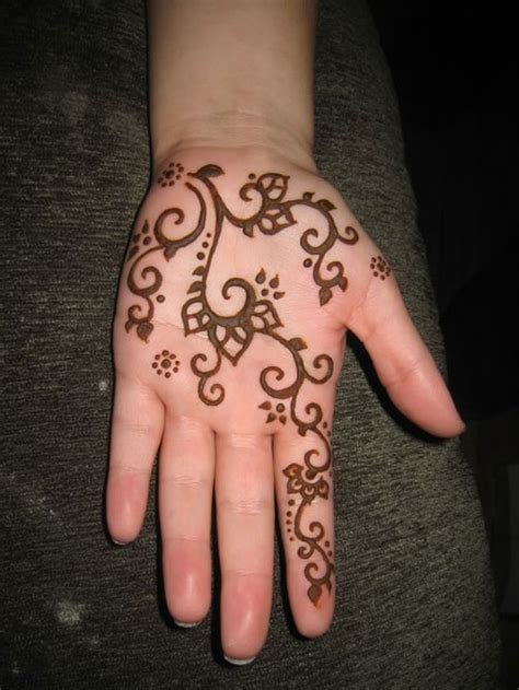 easy simple mehndi designs henna patterns  henna tattoo  beginners girlshue