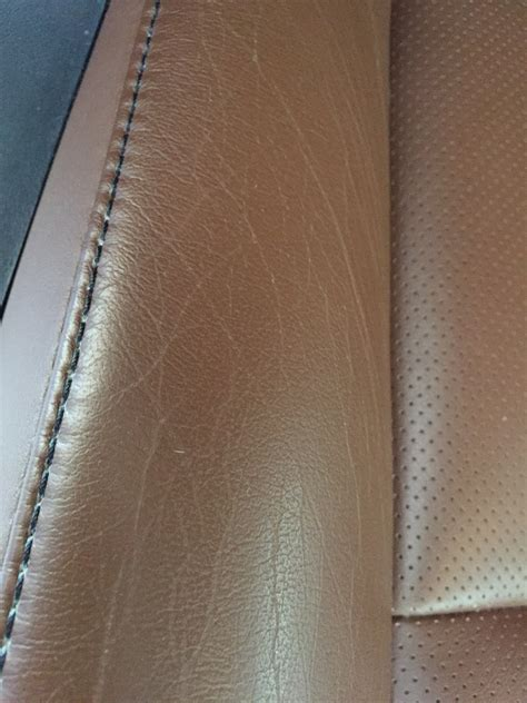 Leather Cracking by Leather Seat Cracking On 2014 Rx 350 Club Lexus Forums