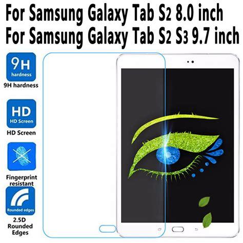 Cameron Tempered Glass Samsung Tab S2 8 T715 Clear tempered glass for samung galaxy tab s2 8 0 9 7 t710 t715 t713n t810 t815 t813n t819n for tab s3