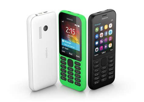 Microsoft Nokia 215 nokia 215 od microsoftu to najta蜆szy telefon do facebooka