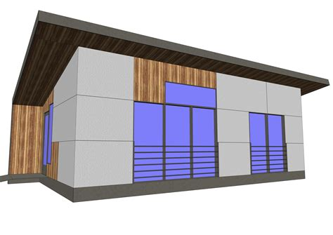 simple cabin 367