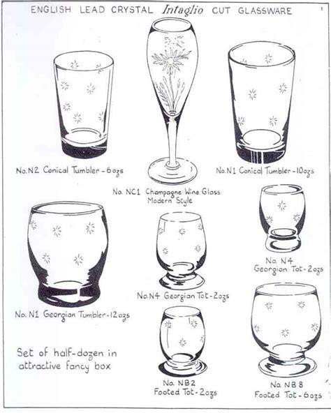 Whitefriars Glass Vase Davidson Glass Post War