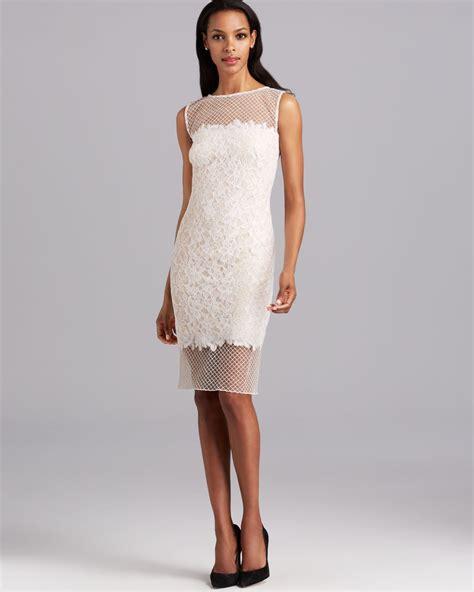 Marc Mesh Lace Robert Bag On Bags It Or It by Lyst Tadashi Shoji Shoji Dress Sleeveless Lace Mesh