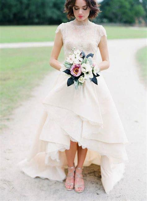 casual wedding dresses for the minimalist modwedding