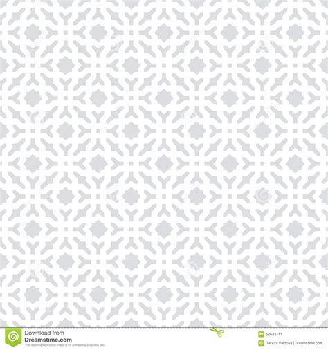 pattern gray white abstract seamless decorative geometric light gray white
