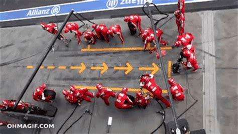 F1 Pit Stop The Collection epic f1 pit stop speed gifs and animated gifs