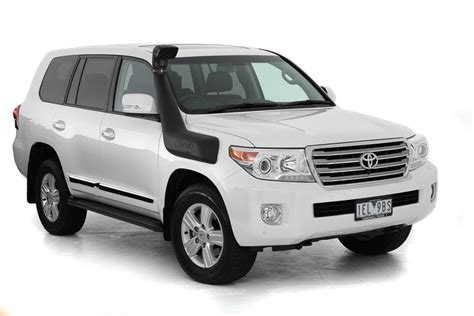 Toyota Land Cruiser 2017vxr4 6l by Safari Snorkel Toyota 200 Series Landcruiser Snorkels For