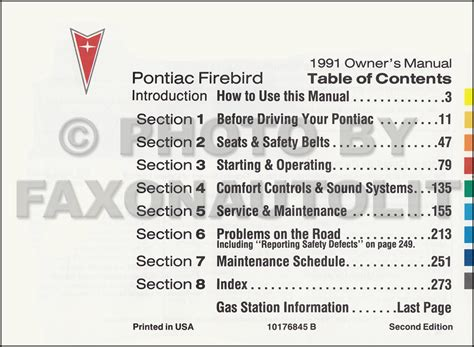 service and repair manuals 1991 pontiac grand prix transmission control service manual how to download repair manuals 1991