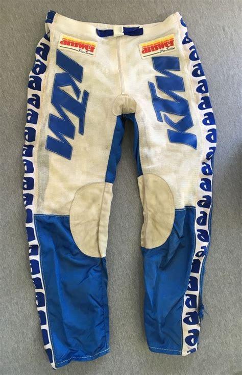 vintage motocross gear 11 best vintage racing apparel images on pinterest dirt