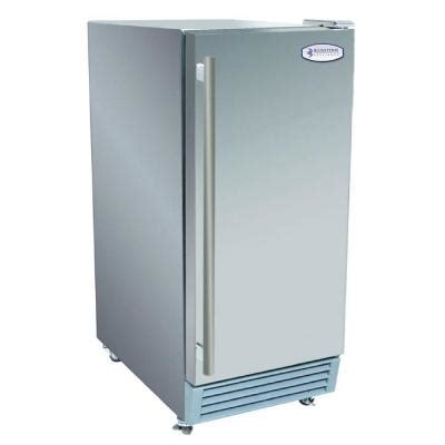 Home Depot Small Appliances Store Bluestone Appliance 3 18 Cu Ft Outdoor Refrigerator