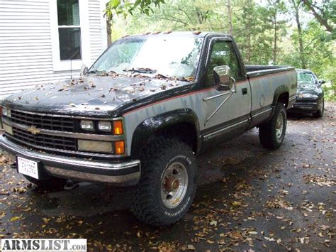 armslist for sale trade 1989 chevy 3500 1 ton