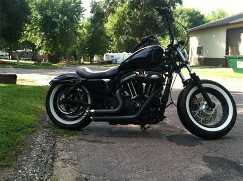 2010 Harley Davidson 48 For Sale by 2010 Harley Davidson Sportster 48 Bobber For Sale On