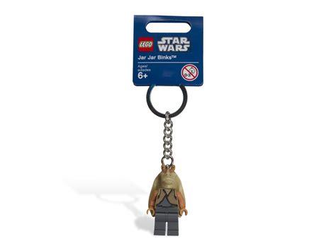 Lego 853201 Wars Jar Jar Binks Key Chain lego 174 wars jar jar binks key chain 853201 wars brick browse shop lego 174