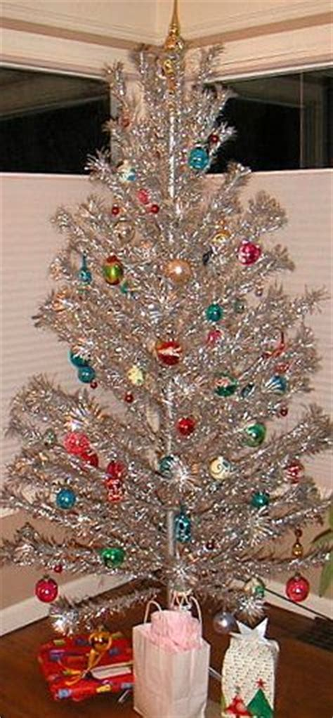 vintage aluminum christmas trees check out estate sales
