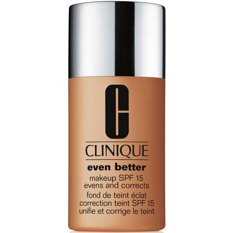Clinique Even Better Makeup Spf 15 clinique even better makeup spf 15 30 ml mocha wn 115 5