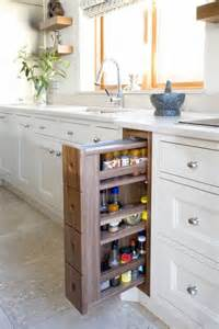 kitchen spice cabinet spice pull out cabinet kitchen design pinterest