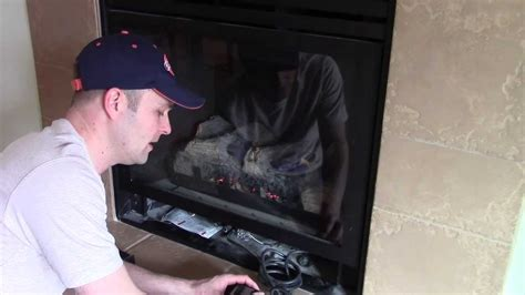 gas fireplace blower fan how home gas fireplace fan blowers work montigo youtube