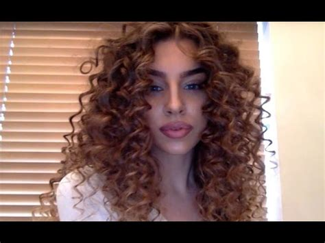 hairstyles curly hair youtube curly hair tutorial youtube