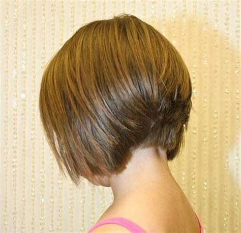 inverted bob stacked high in back 15 back view of inverted bob bob hairstyles 2017 short