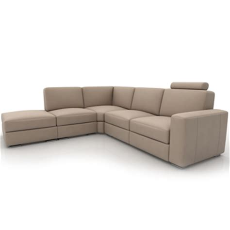 Sofa Free by Cortina Corner Sofa 3d Model 3d Furniture Models