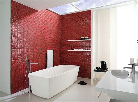 red bathroom 21 sensational bathrooms with the ravishing flair of red