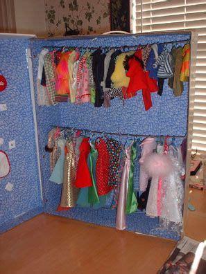 How To Make Doll Closet by Diy Clothes Closet