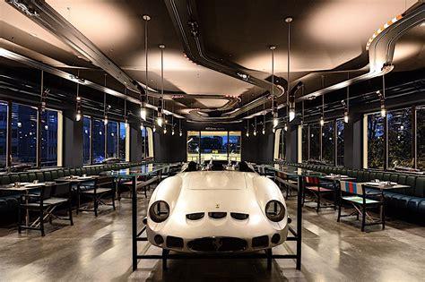 sede di italia lapo elkann inaugura a la nuova sede garage italia
