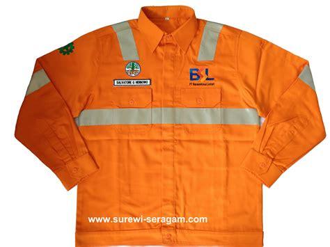 Seragam Tambang seragam kerja tambang minyak