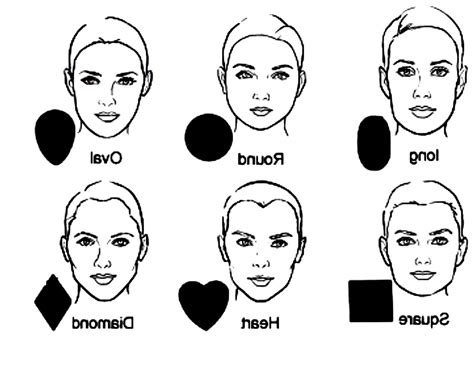 Hairstyles For Different Shapes by Hairstyle For Different Shapes Hairstyles