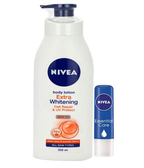 Nivea Whitening Cell Repair And Uv Protect nivea whitening cell repair uv protect spf15