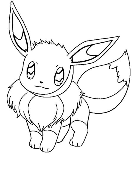 coloring pages of pokemon online cute eevee pokemon coloring pages pokemon coloring pages