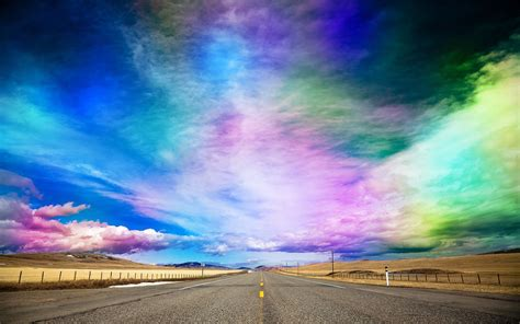 colorful sky images search