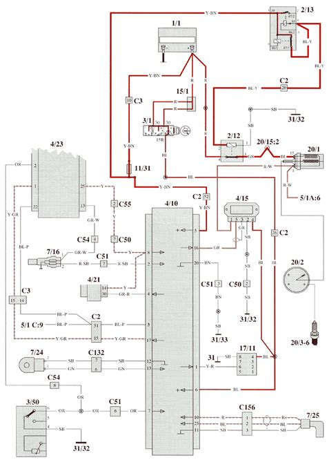 volvo 1993 wiring diagram get free image about wiring
