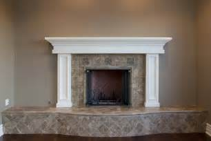 ceramic tile for fireplace surround mdd homes fireplaces by mdd