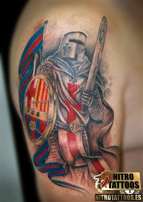 tattoo prices barcelona tatuaje templario sant jordi fc barcelona 7f7cb0c1 jpg 595