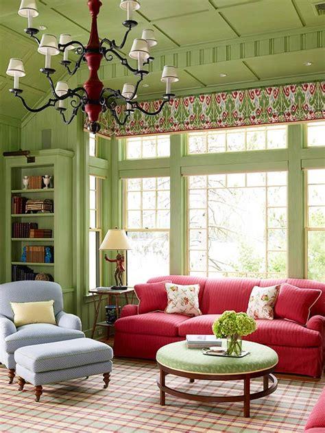 decorar sala verde salas en verde ideas para decorar dise 241 ar y mejorar tu