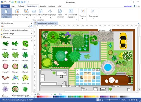Garten Gestalten Software Kostenlos by Gartenplaner Software F 252 R Gartengestaltung