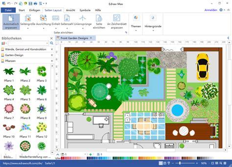 design maker com gartenplaner software f 252 r gartengestaltung