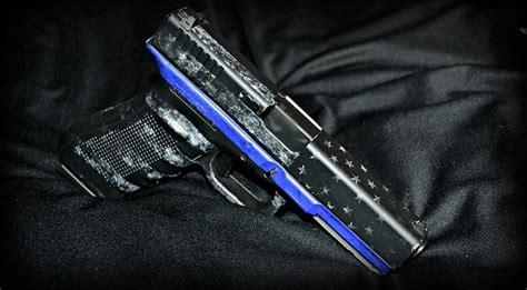 thin line thin blue line gunskins