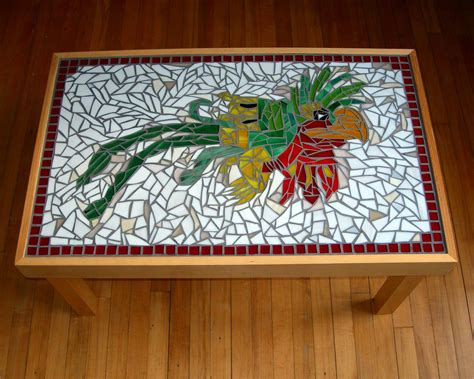 Mosaic Coffee Table To Make The Best Interior Coffee Mosaic Coffee Table Designs