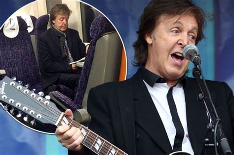 was jenny mccarthy ever with paul macarthy multimillionaire paul mccartney spotted on public