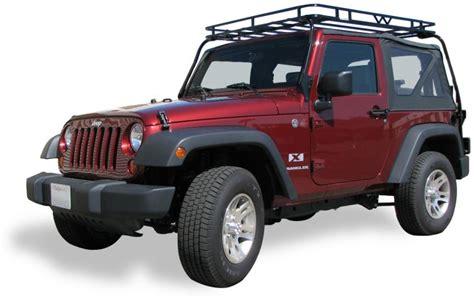racks for jeeps garvin industries 44072 garvin industries wilderness expedition rack for 07 16 jeep 174 wrangler