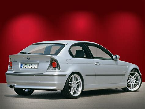 Modified Bmw Compact E46 by Ac Schnitzer Acs3 Bmw E46 Cars Compact Modified Wallpaper