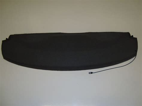 Rear Parcel Shelf by Ford Ka Rear Parcel Shelf Black