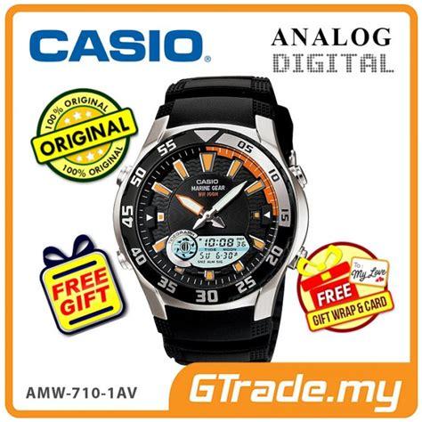 casio marine gear ready stock casio outgear amw 710 1av marine gear